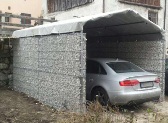 Gazebi   garage