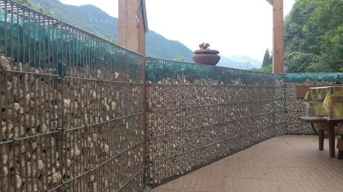 Costo gabbioni per muri a secco cemento armato precompresso for Costo per costruire un edificio